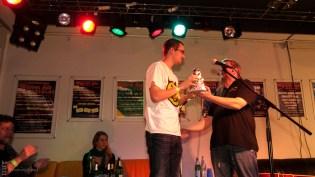 2. Platz: Jan Schmidt