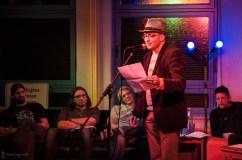 Marc mit c, CaféSATZ Poetry Slam, C@fe-42, 21. Dez. 2012