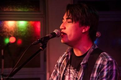 Evan Freyer, C@fe-42, Gelsenkirchen, 18. Jan. 2013 (Poetry Slam)
