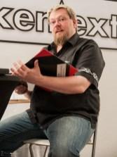 Michael Meyer, Lückentext-Show, 30. Jan. 2013