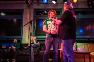1. Platz: Jay Nightwind, Poetry Slam, 15.2.2013, C@fe-42, Gelsen