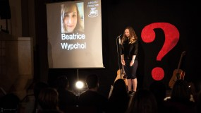 Beatrice Wypchol, 25.5.2013, Poetry Slam C@fe-42, Gelsenkirchen