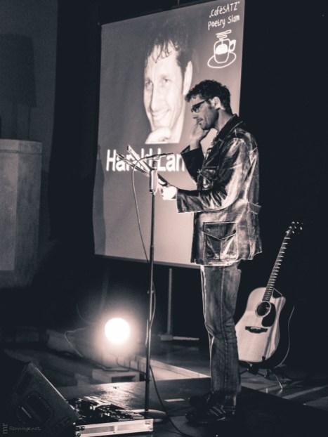 Harald Landgraf, 25.5.2013, Poetry Slam C@fe-42, Gelsenkirchen