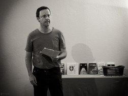 Markus Berg, Wohlklang Poetry Slam, Wattenscheid, 5.6.2013