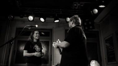 1. Platz: Jessy James LaFleur, 21.6.2013, C@fe-42, Gelsenkirchen