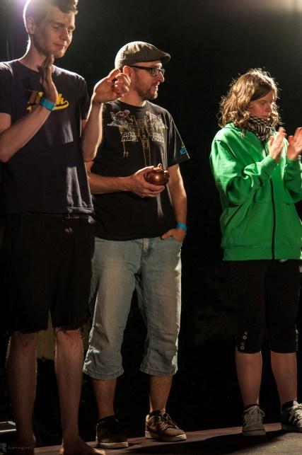 3. Platz: David Grashoff, 19.7.2013, C@fe-42, Gelsenkirchen