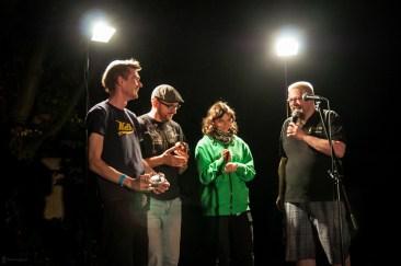 Sim Panse, David Grashoff, Mulle, Michael Meyer, 19.7.2013, C@fe