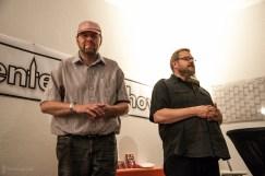 Lückentext__Show: Carsten Koch, Michael Meyer