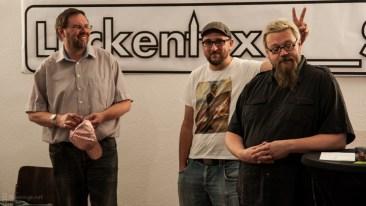 Lückentext__Show: Carsten Koch, David Grashoff, Michael Meyer