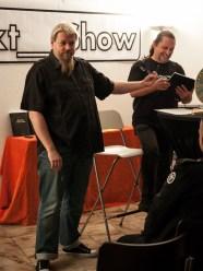 Michael Meyer, Rainer Wüst, 30.9.2013, Lückentext__Show