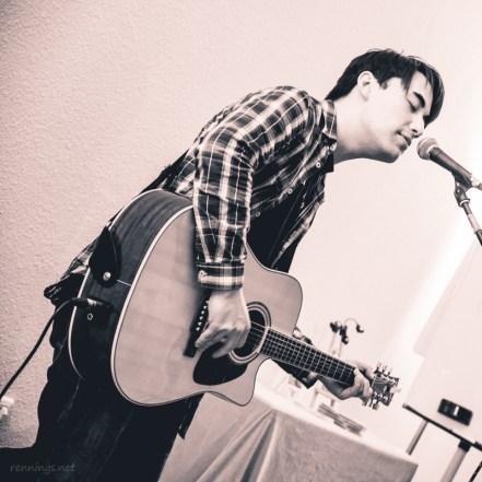 Evan Freyer, 2.10.2013, Song-Slam, Wohlklang Wortbühne