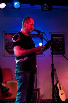 Ralph Beyer, 8.11.2013, CaféSATZ Poetry Slam, C@fe-42