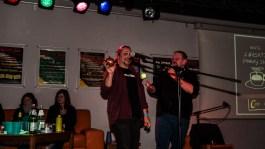 3. Platz: Rainer Wüst, CaféSATZ Poetry Slam, C@fe-42, 6.12.201