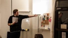 Tobias Reinartz, Wohlklang Poetry Slam, 11.12.2013
