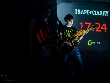 Shape My Clarity, 28.3.2015, C@fe-42, Battle of Bands