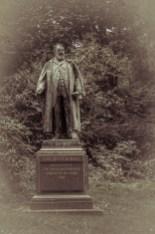 Emil-Rittershaus-Denkmal in den Barmer Anlagen