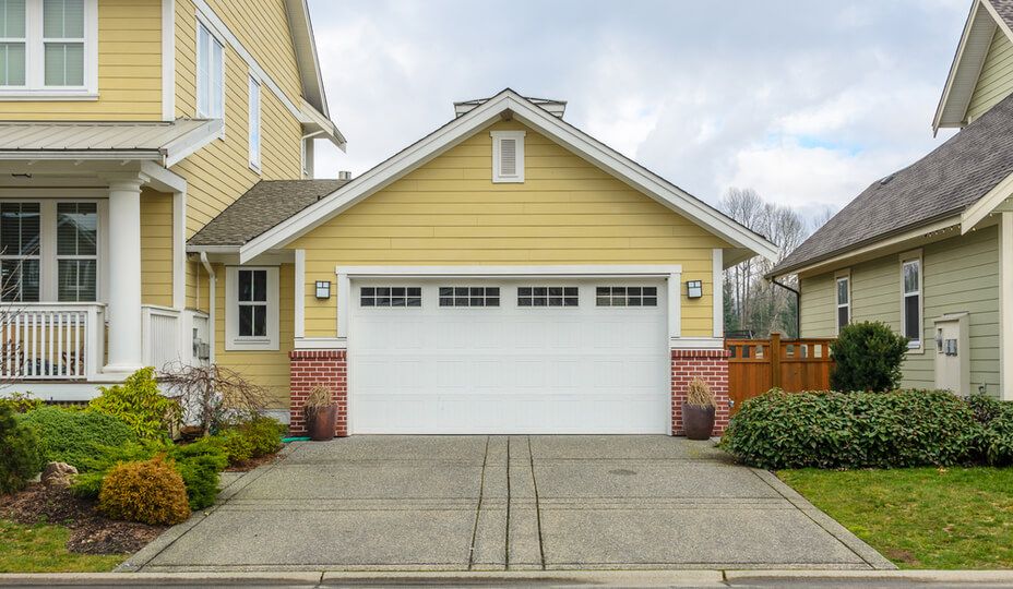 Adding a garage to your home  How much does it cost