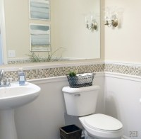 Chair Rail Molding Ideas for the Bathroom | RenoCompare