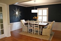 Dining Room Chair Rail Ideas | RenoCompare