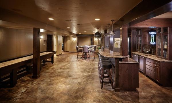 Flooring For a Damp Basement  Best Options Installation