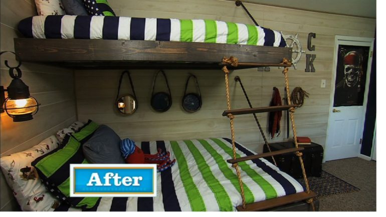 How to Plan and Build Floating Bunk Beds  RenoCompare