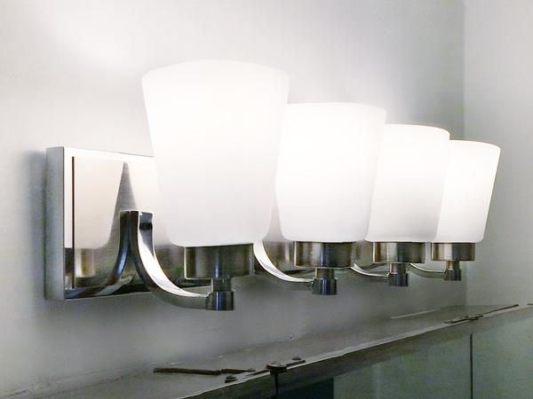 Bathroom Vanity Light FixturesUp or Down  RenoCompare