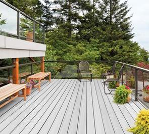 decks and verandas building materials