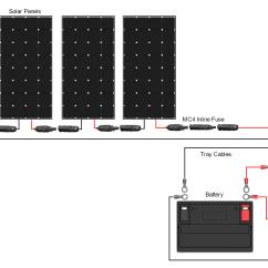 12v Solar Panel Wiring Diagram Australian Telephone Line Garden Light