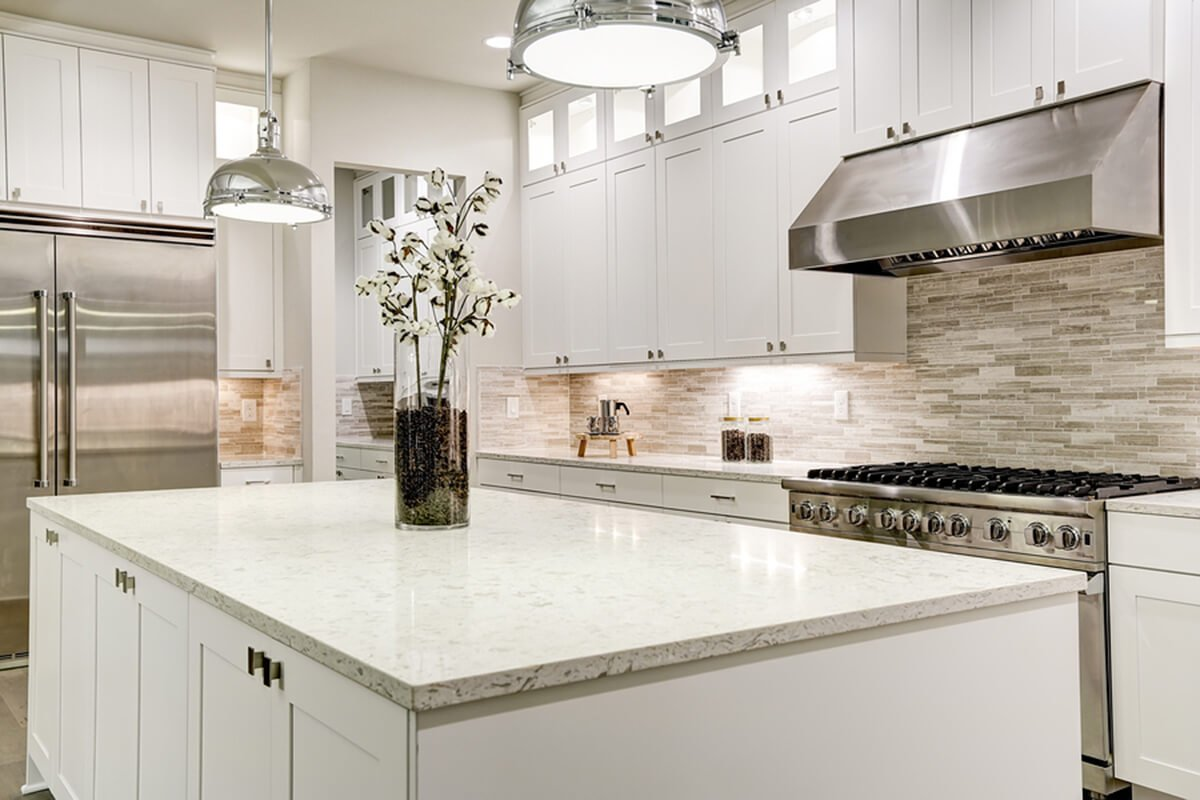 kitchen reno fall curtains what every home needs backsplash guide renohood com white with