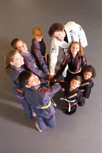 Children's Jiu Jitsu