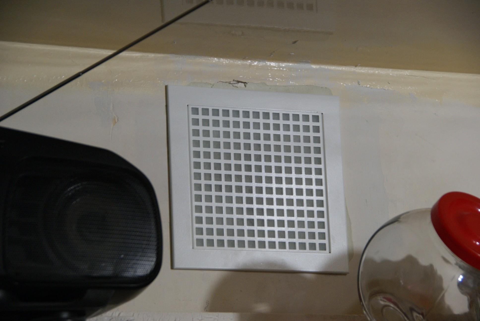 Bouche Ventilation Cuisine