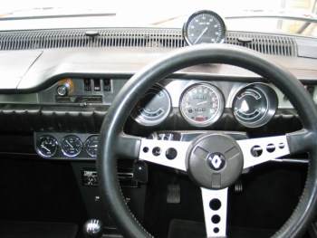 Mk1 tl dash with extra gauges