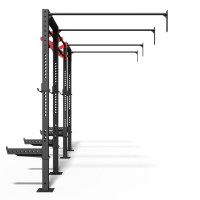 CFRIG-15A Wall Mounted Squat Rack by RATED - Renouf Fitness