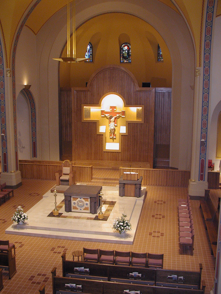 St Stanislaus Kostka Church