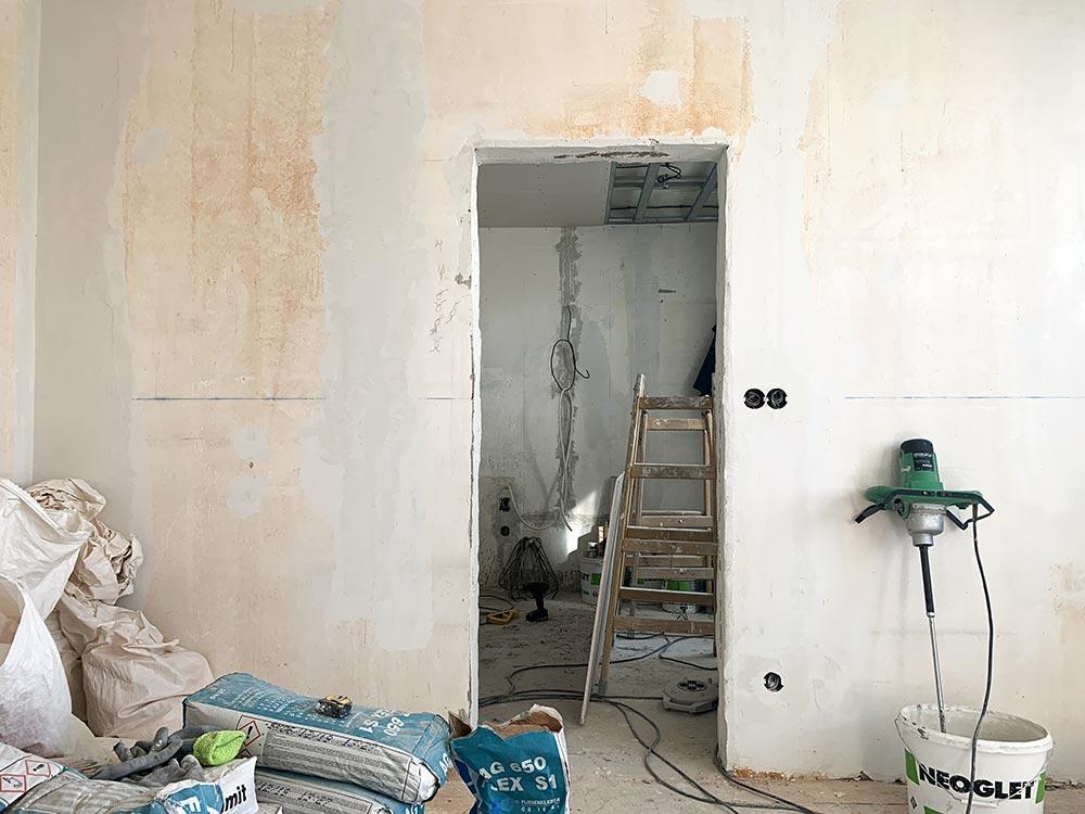 RENOVATE rekonstrukcia bytu na Hranicnej