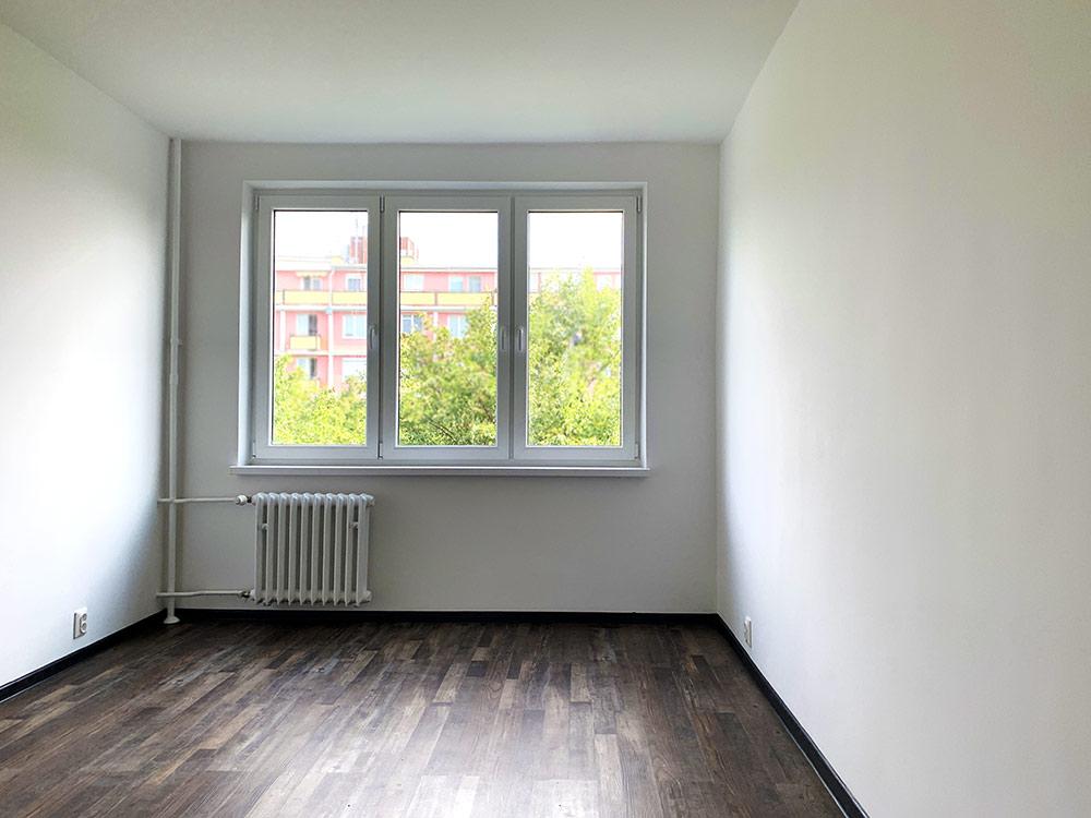 RENOVATE - Rekonštrukcia bytu Mikovíniho