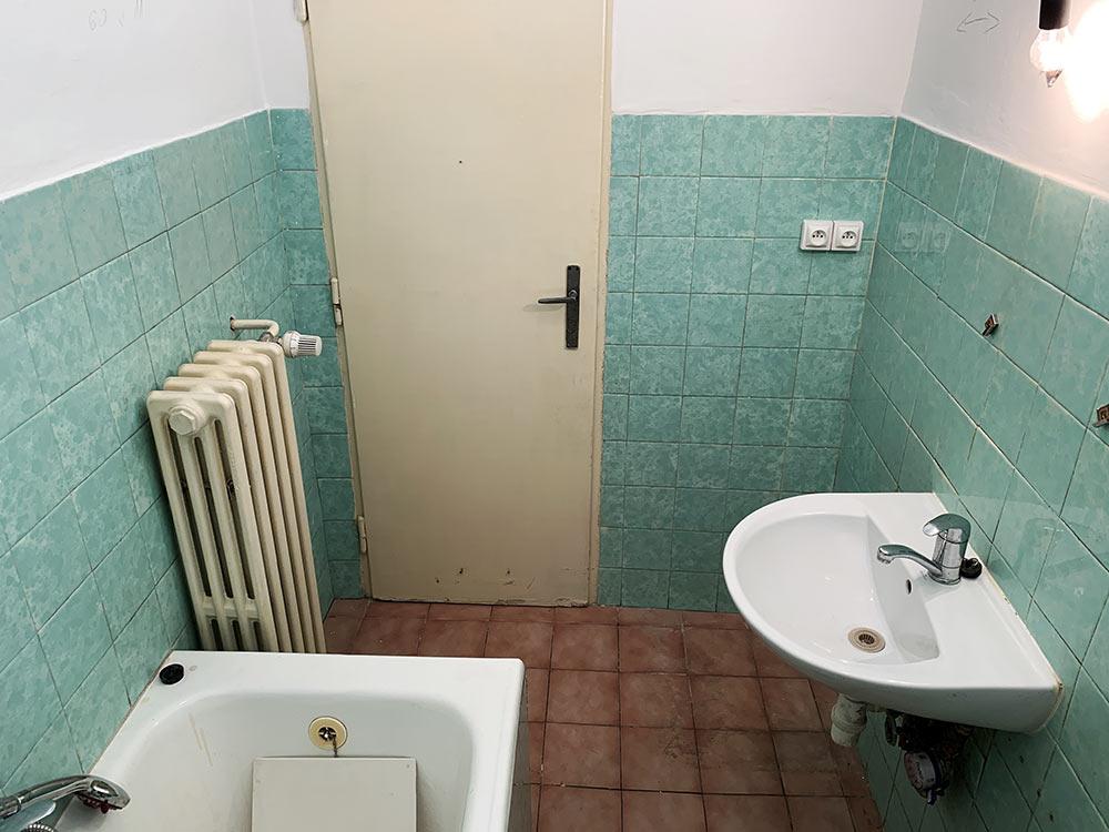Rekonštrukcia kúpelne Dostojevského rad - RENOVATE