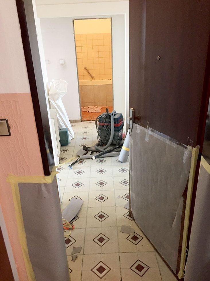 Renovate rekonstrukcia bytu nobelova