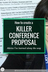 How to create a KILLER CONFERENCE PROPOSAL | Advice I've learned from submitting proposals to AASL, FETC, ISTE + more.