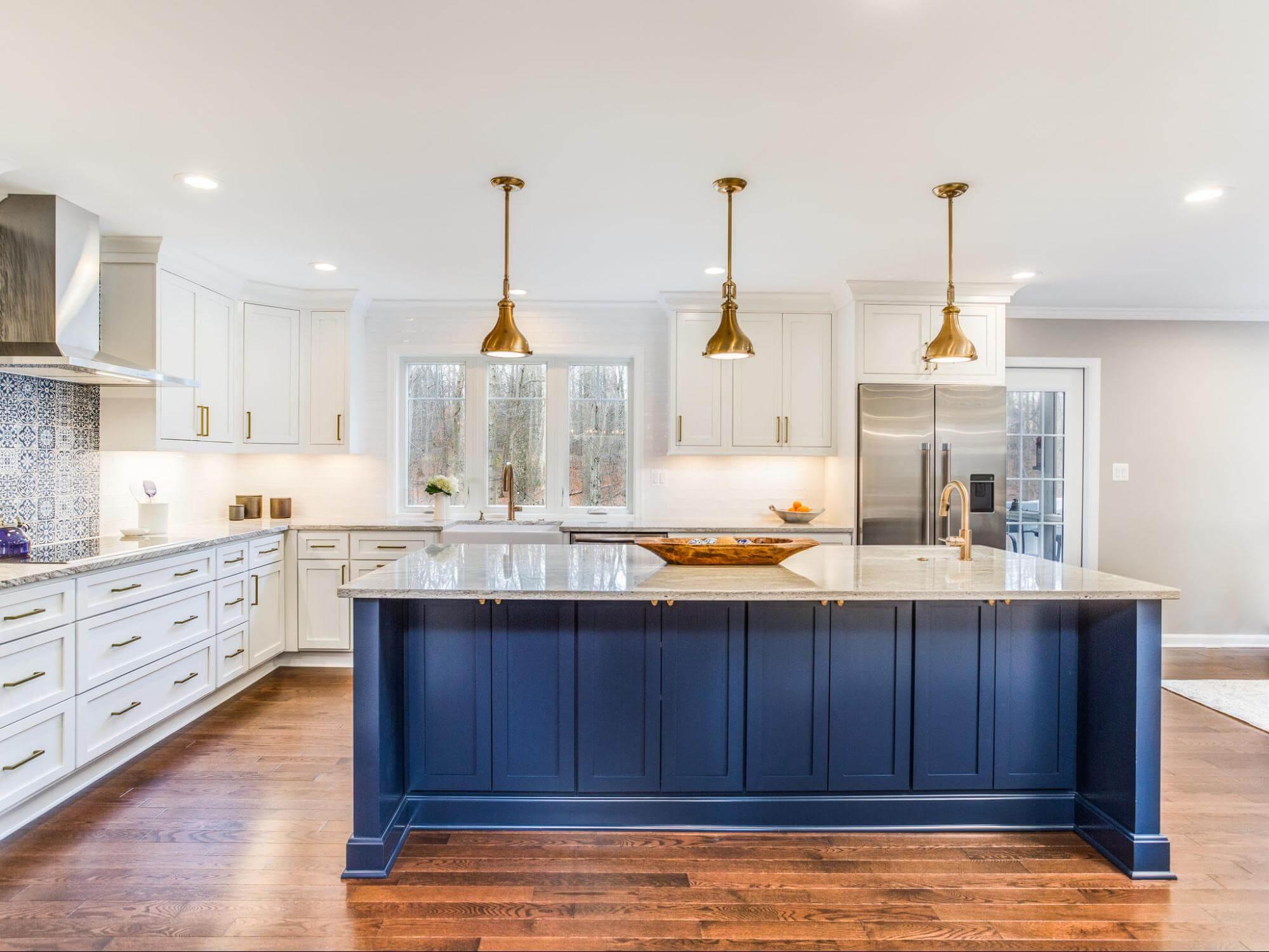 Transitional Kitchen Design Explained Synergy D C