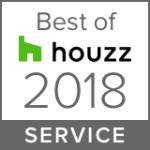 Houzz Best of 2018 - Client Satisfaction