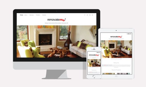 RenovateMe website launches