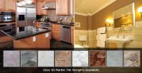 Porcelain Tile Versus Travertine   Tile Design Ideas