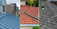 Metal Roofing vs. Roof Shingles vs. Roof Tiles vs. Slate ...