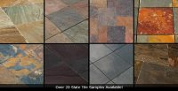 Slate Tile vs. Travertine vs. Porcelain: Flooring Tiles