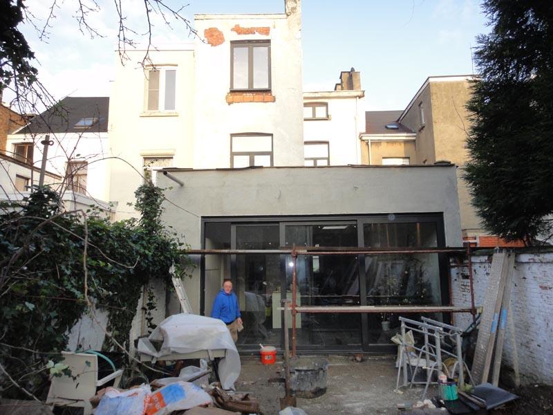 Nieuwbouw Bijgebouw