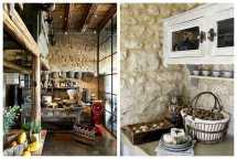 Rustic Italian Kitchen Magnificent Kitchens