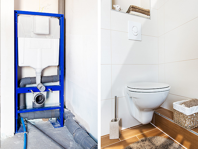 Pose Wc Salle De Bain Angers Installation Toilettes