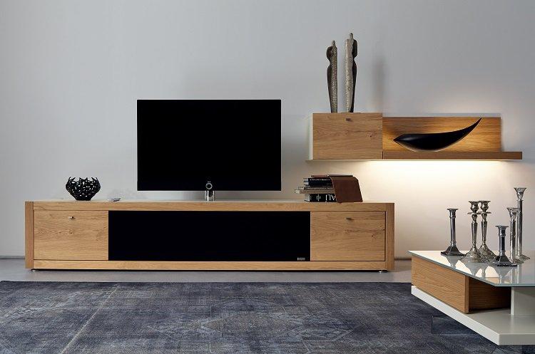 un meuble tv design pour un coin cine