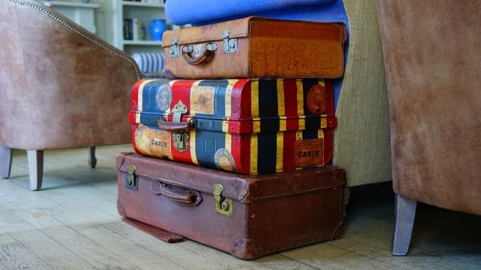 Un nouveau look pour la valise défraîchie